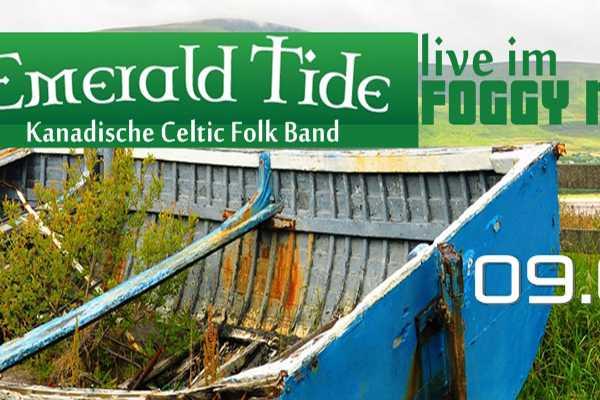 Emerald Tide live