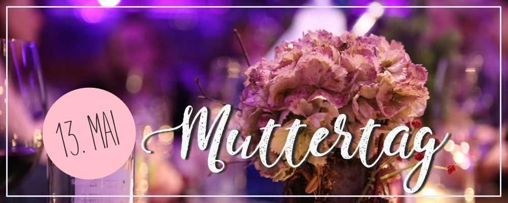 Am 13. Mai ist Muttertag