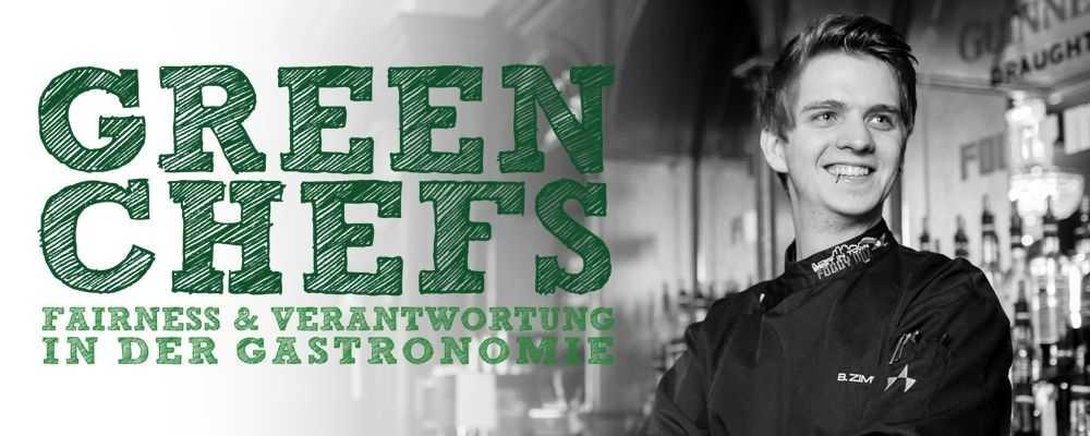 Wir sind Green Chefs Partner