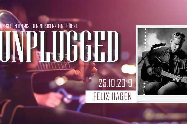 Unplugged mit Felix Hagen