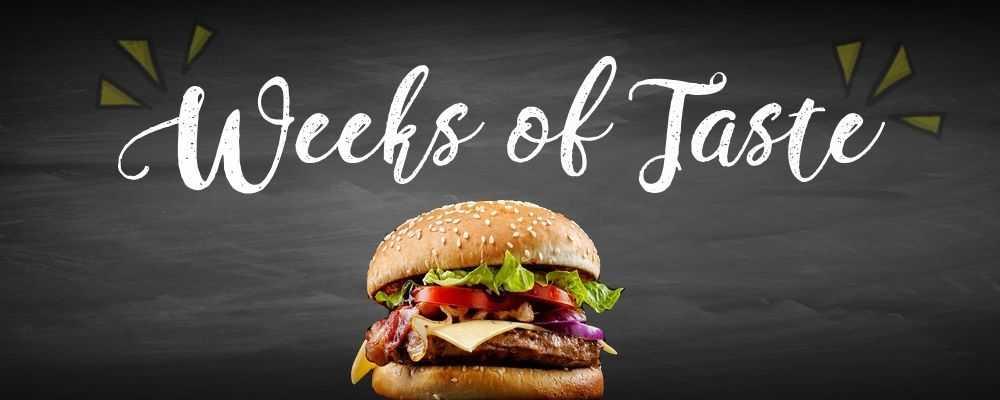 Weeks of Taste