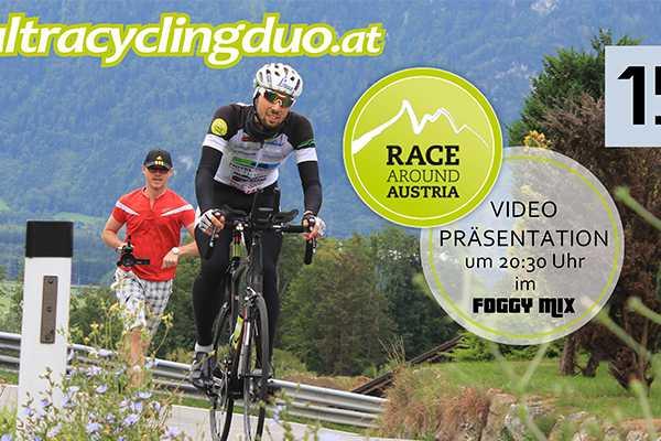 Race around Austria Videopräsentation