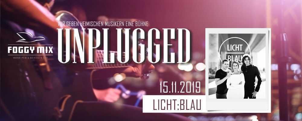 Unplugged mit LICHT:BLAU