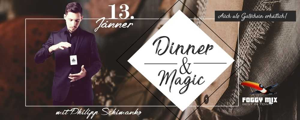 Dinner & Magic