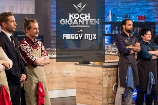 Kochgiganten im Foggy Mix